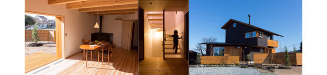 アーキテクツ・スタジオ・ジャパン (ASJ) 登録建築家 安藤かおり (一級建築士事務所安藤建築設計室) の代表作品事例の写真