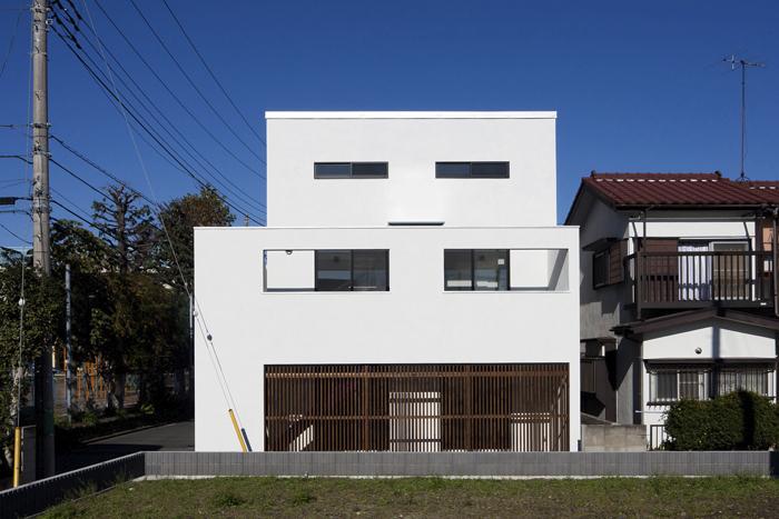 是政の家の写真