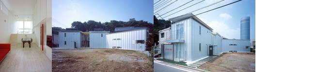 アーキテクツ・スタジオ・ジャパン (ASJ) 登録建築家 伊東智 (ULTRA STUDIO) の代表作品事例の写真