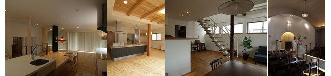 アーキテクツ・スタジオ・ジャパン (ASJ) 登録建築家 岩本愛 (ai建築アトリエ) の代表作品事例の写真