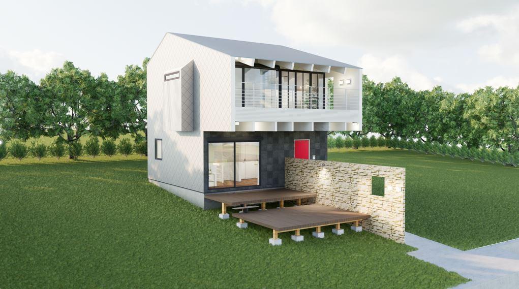 熱海の家オープンハウスのイメージ