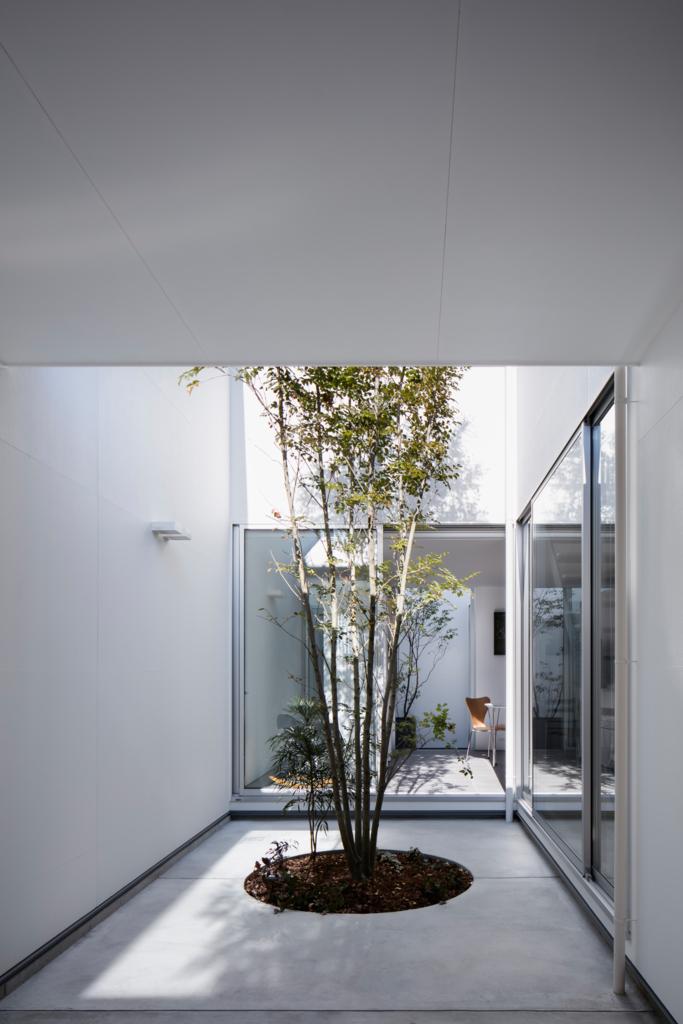 丸亀の家の写真