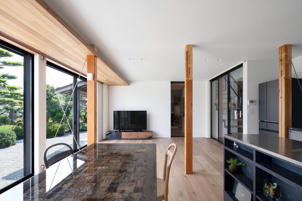 建築家ならではのリフォーム提案~築年数の古い家の活かし方~のイメージ