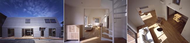 アーキテクツ・スタジオ・ジャパン (ASJ) 登録建築家 白子秀隆 (白子秀隆建築設計事務所) の代表作品事例の写真