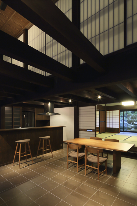 熊野の古民家再生の写真