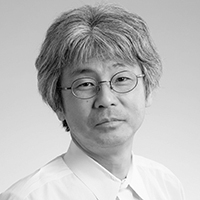 石川淳の写真