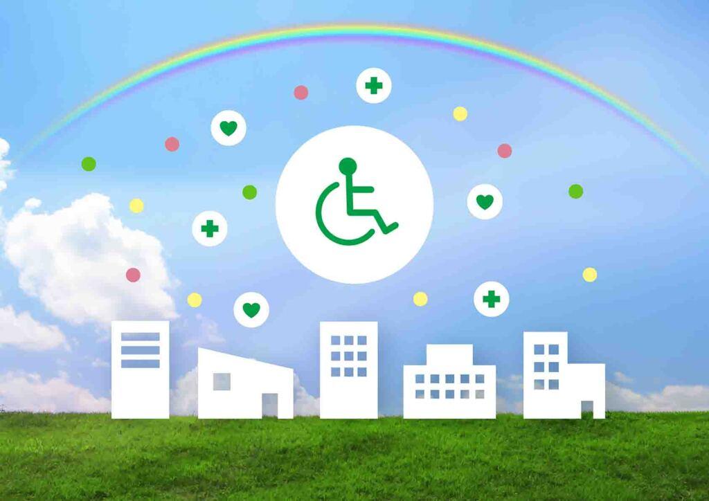 親世帯と安心・快適に暮らす -介護施設設計から住宅を考える-のイメージ