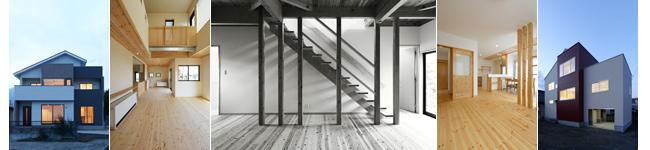 アーキテクツ・スタジオ・ジャパン (ASJ) 登録建築家 堀内幹真 (堀内一級建築設計事務所) の代表作品事例の写真