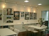 アーキテクツ・スタジオ・ジャパン (ASJ) 福島スタジオの内観の写真