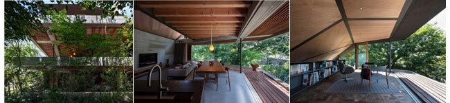 アーキテクツ・スタジオ・ジャパン (ASJ) 登録建築家 津田茂 (T-Square Design Associates) の代表作品事例の写真