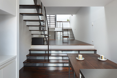 【建築家セミナー】 建築家だからできること~狭小・変形・傾斜地~のイメージ