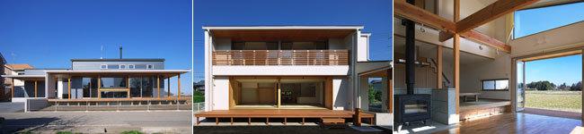 アーキテクツ・スタジオ・ジャパン (ASJ) 登録建築家 神原敦子 (かんばら設計室) の代表作品事例の写真