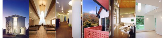 アーキテクツ・スタジオ・ジャパン (ASJ) 登録建築家 淺津圭司 (建築設計事務所PRADO) の代表作品事例の写真