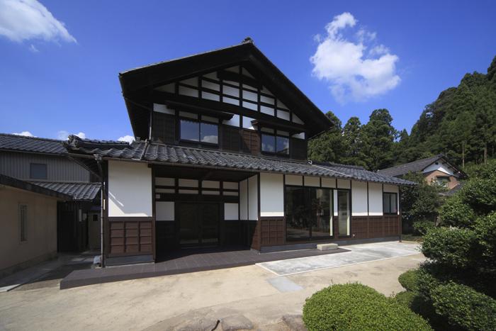 越前の家の写真