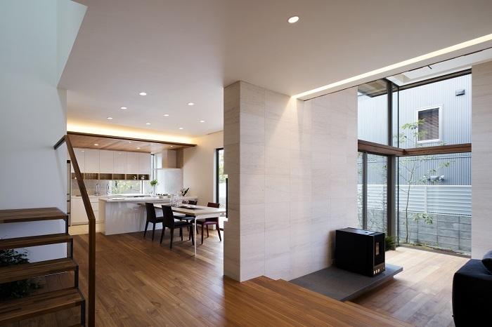 茶山台の家の写真