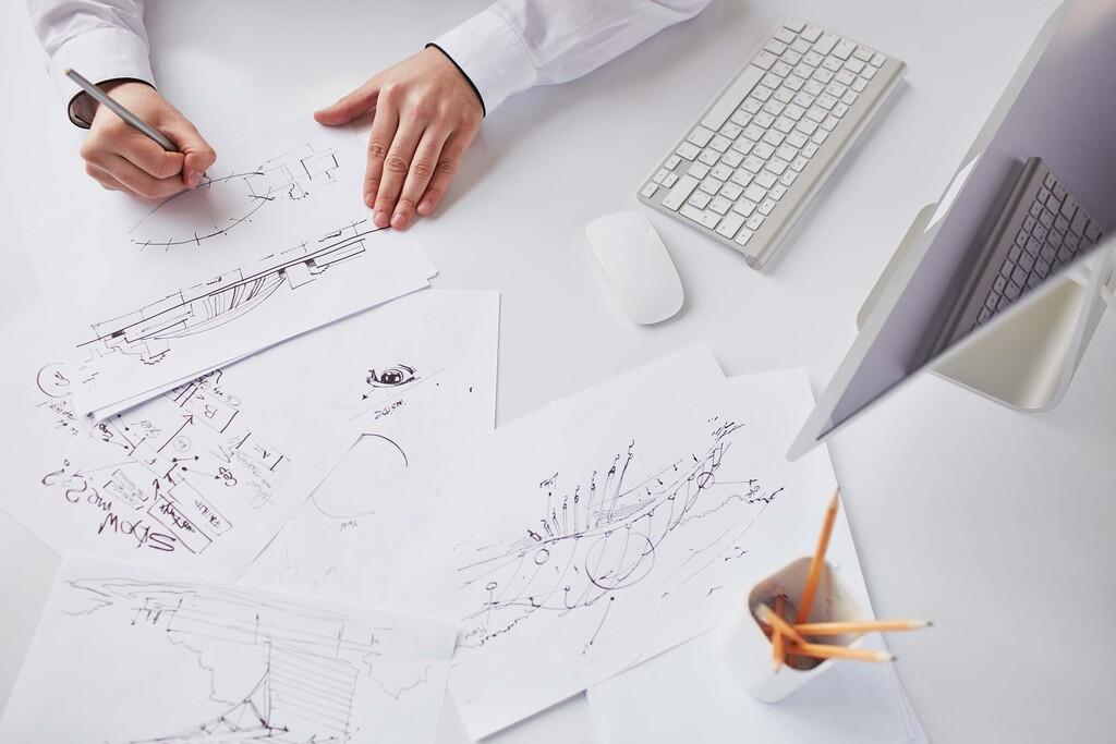 建築家とハウスメーカーの違いについてのイメージ