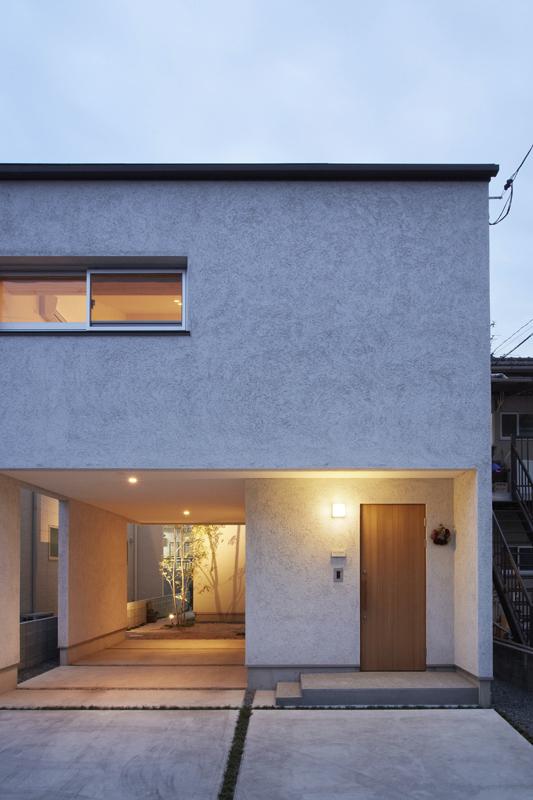 伊福町の家の写真