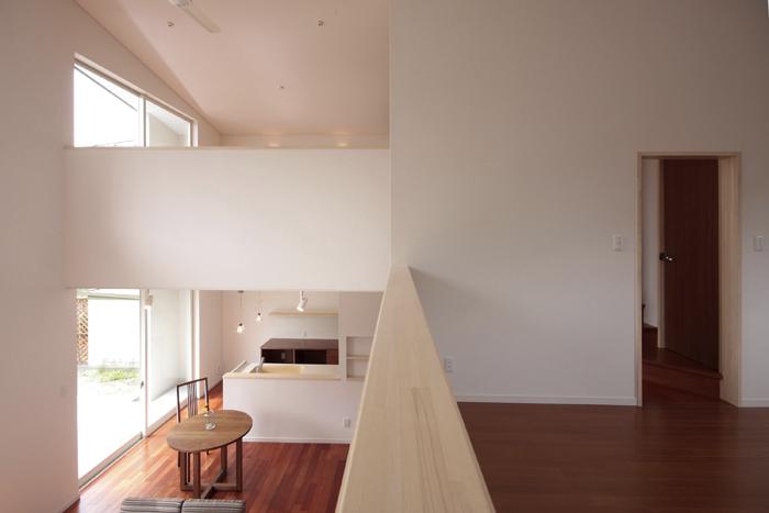 鶴が丘の家の写真