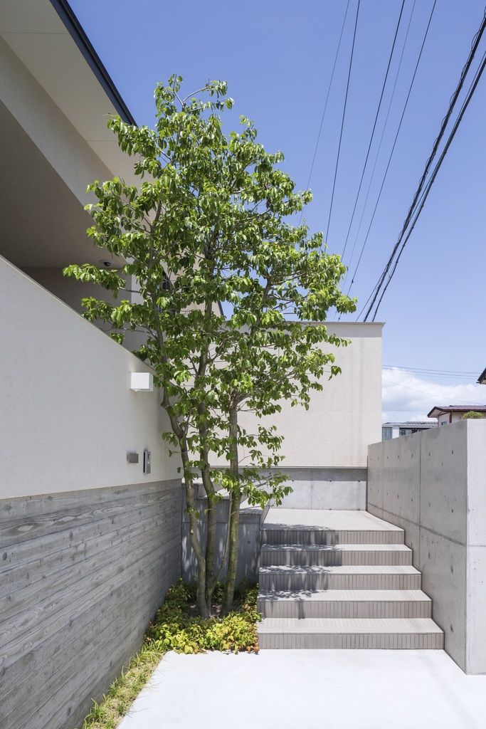 建築家作品 大屋根の家