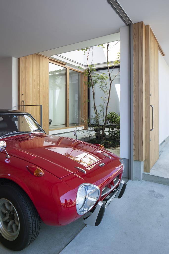 カムラの家の写真