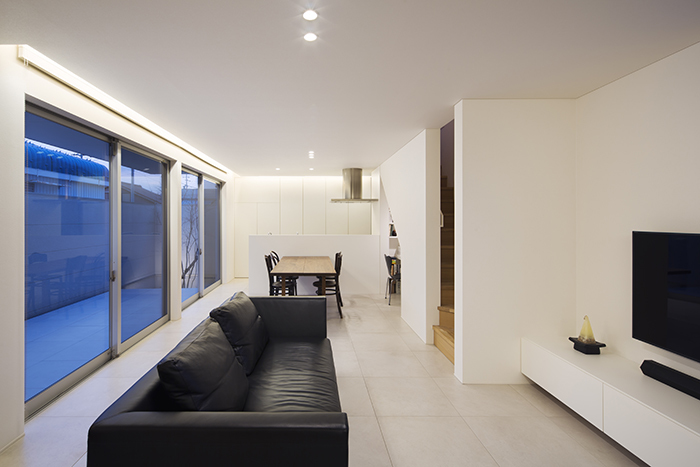 霞ヶ浦の家の写真