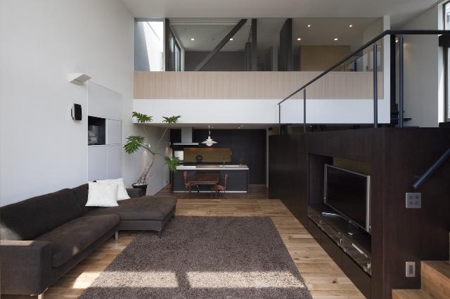 PROTO BANK 002 - 響の家 (設計: 柏木学・柏木穂波) の外観写真
