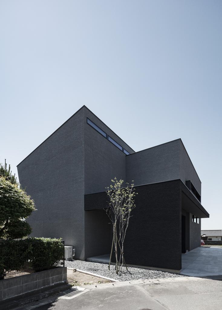 日立の住宅の写真