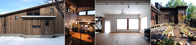 アーキテクツ・スタジオ・ジャパン (ASJ) 登録建築家 大谷慎一郎 (EZO Archistudio 大谷慎一郎建築室) の代表作品事例の写真