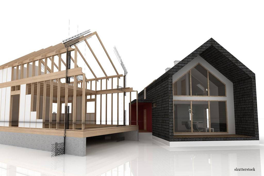 『新築かリフォームか』どちらがいいの?~新築とリノベーションの境界線のイメージ