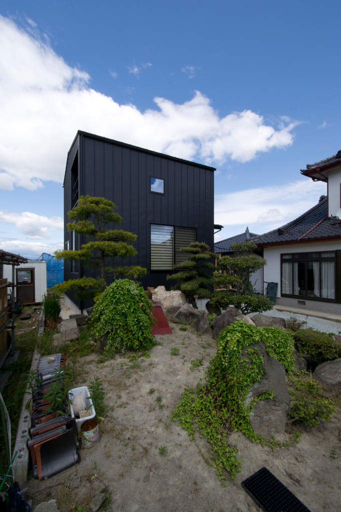 PROTO BANK 021 - SG 様邸 (設計: 藤田渉) の外観写真