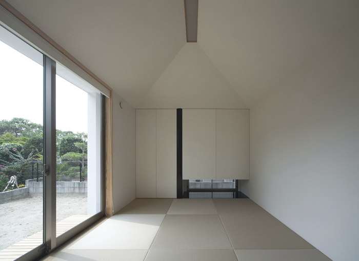 白扇の家の写真