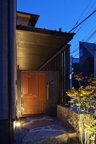 門戸厄神の家の写真