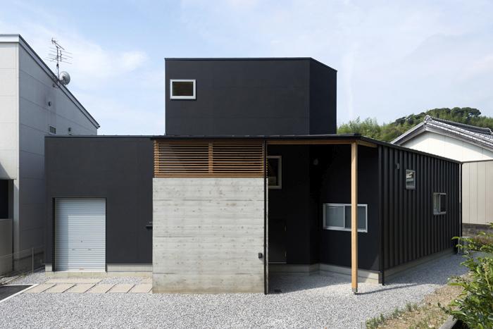 建築家作品 日溜まりの家