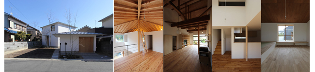 アーキテクツ・スタジオ・ジャパン (ASJ) 登録建築家 森下陽 (アンプ建築設計事務所) の代表作品事例の写真