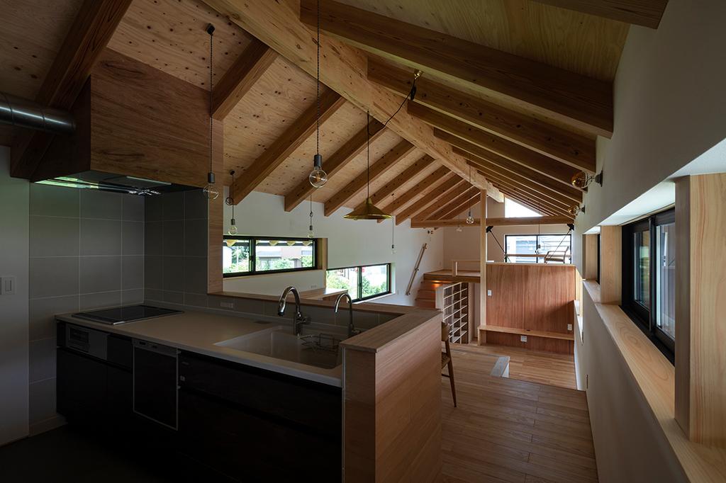 方上の家の写真
