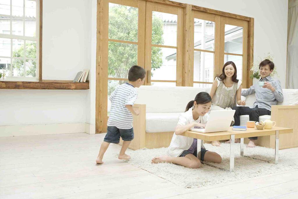 二世帯・多世帯住宅 -建築家からの提案-のイメージ