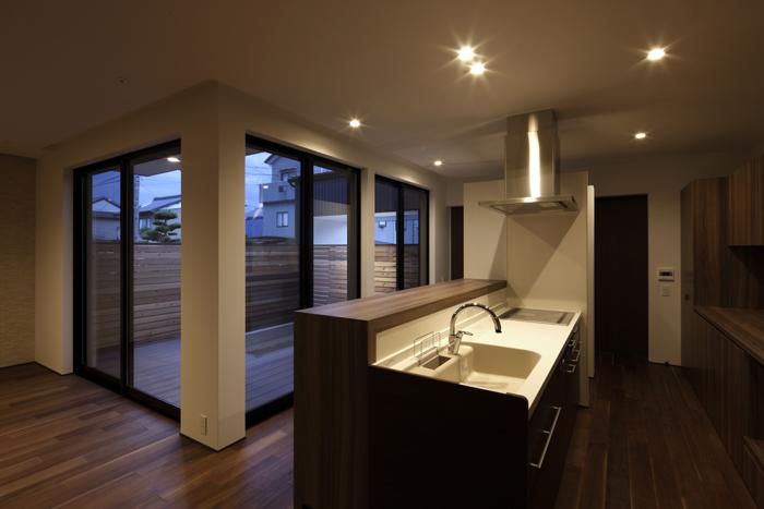 稲沢の家/門型エントランスの家の写真