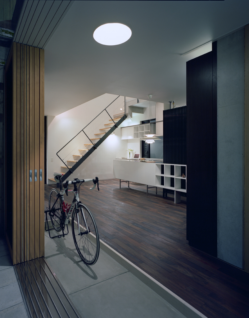 京町の家の写真