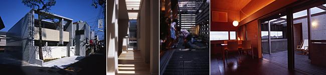 アーキテクツ・スタジオ・ジャパン (ASJ) 登録建築家 岸上勝彦 (岸上勝彦+明建築工作舎) の代表作品事例の写真