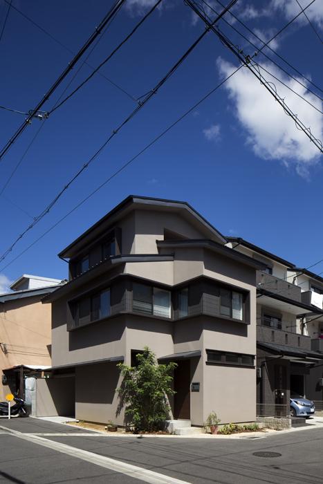 丸太町の家