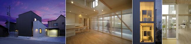 アーキテクツ・スタジオ・ジャパン (ASJ) 登録建築家 福士譲 (フクシアンドフクシ建築事務所) の代表作品事例の写真