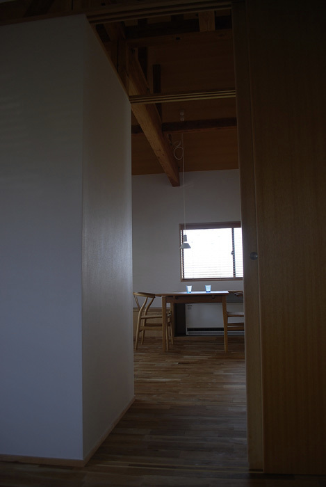 笛吹の家の写真