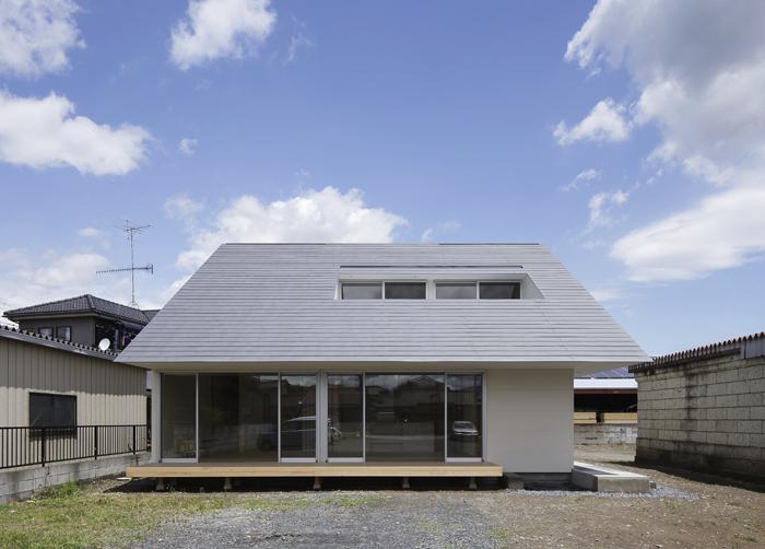寄居の住宅の写真