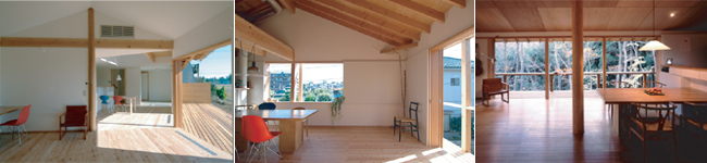 アーキテクツ・スタジオ・ジャパン (ASJ) 登録建築家 松原正明 (木々設計室一級建築士事務所) の代表作品事例の写真