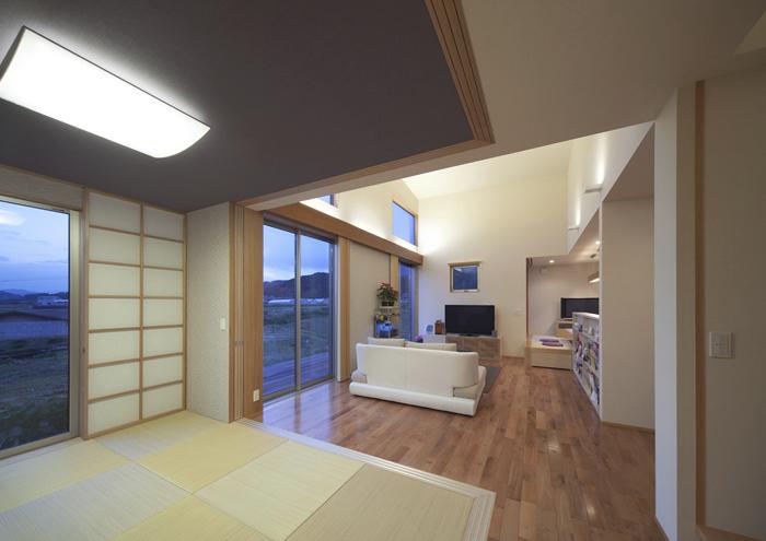 二里の家の写真