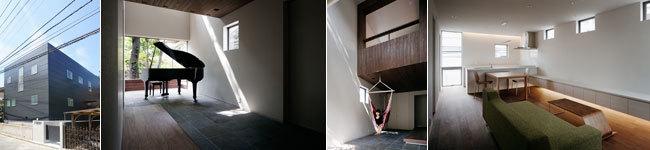 アーキテクツ・スタジオ・ジャパン (ASJ) 登録建築家 松岡淳 (松岡淳建築設計事務所) の代表作品事例の写真