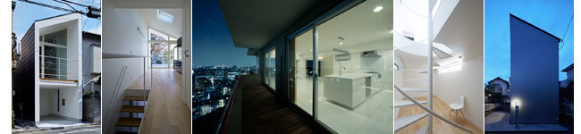 アーキテクツ・スタジオ・ジャパン (ASJ) 登録建築家 小林剛 (一級建築士事務所アナザーアパートメント株式会社) の代表作品事例の写真