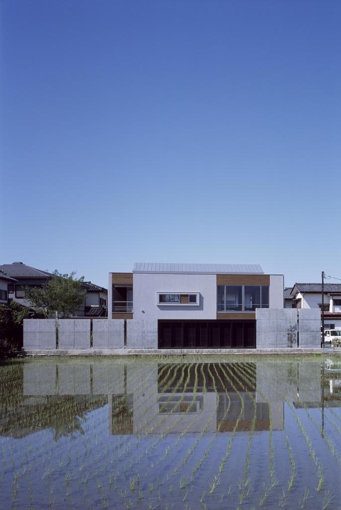 奏の家の写真