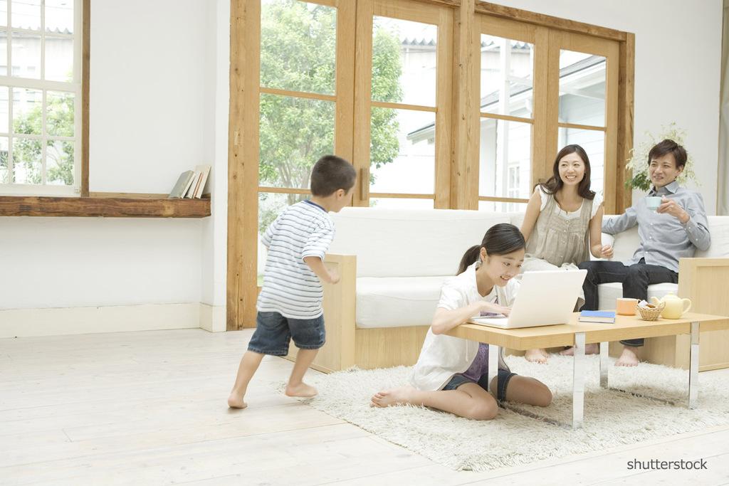 『省エネ住宅について』~心も体も健康になる家~のイメージ
