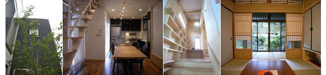 アーキテクツ・スタジオ・ジャパン (ASJ) 登録建築家 越野かおる (kao一級建築士事務所) の代表作品事例の写真
